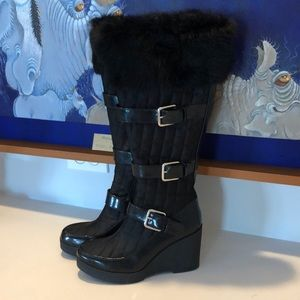 Bakers Boots in black